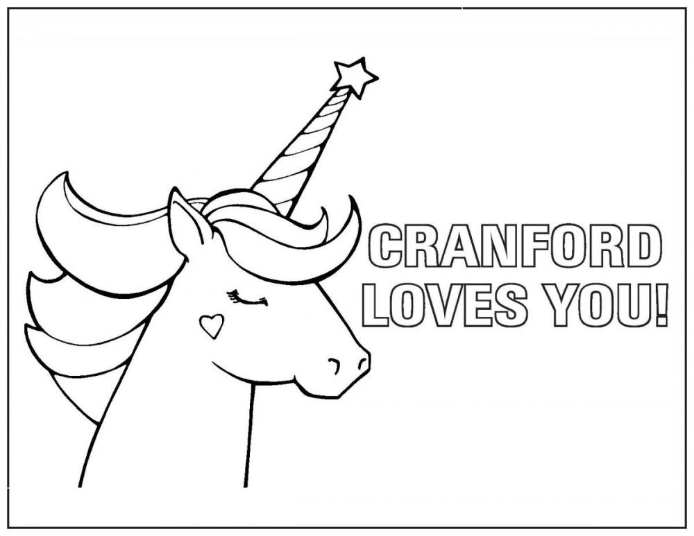 Ucc coloring pages for children   773x1000